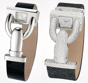 The Cadenas watch by Van Cleef & Arpels